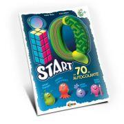 Marea carte de colorat. IQ start, 6 ani