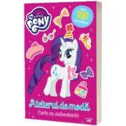 My Little Pony. Atelierul de moda. Carte cu autocolante
