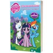 My Little Pony. O prietenie magica. Prima mea carte de colorat