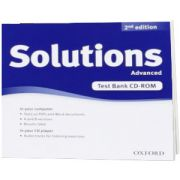 New Solutions Advanced Test CD-rom