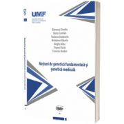 Notiuni de genetica fundamentala si medicala, Claudia Banescu