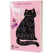 O lista semidefinitiva a celor mai ingrozitoare cosmaruri, Krystal Sutherland, Storia Books