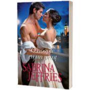 O noapte cu un print, Sabrina Jeffries, Litera
