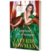 O pasiune de-o noapte, Valerie Bowman, Alma