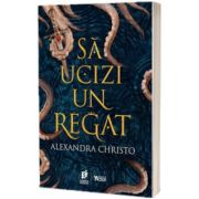 Sa ucizi un regat, Alexandra Christo, Storia Book