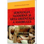 Sexologia moderna si arta orientala a amorului. Muschii perineului. Secretele lor erotice tantrice si taoiste