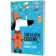 Sherlock Bones si Tabla Inmultirii, Jonny Marx, Litera