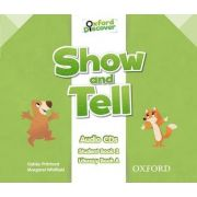 Show and Tell. Level 2. Class Audio CD (2 Discs)