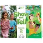 Show and Tell. Level 2. Student Book and MultiROM Pack