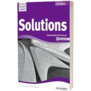 Solutions. Intermediate. Workbook and Audio CD Pack