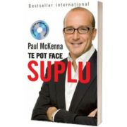 Te pot face suplu (Carte CD), Paul Mckenna, Litera
