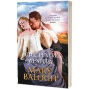 Totul pentru aventura, Mary Balogh, Litera