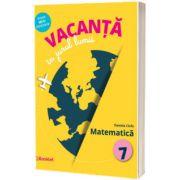 Vacanta in jurul lumii. Matematica - clasa a VII-a