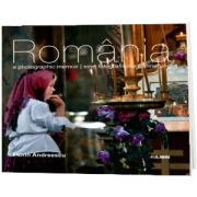 Album Romania. O amintire fotografica, editie bilingva engleza-romana
