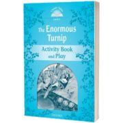 Classic Tales Second Edition. Level 1. The Enormous Turnip Activity Book and Play, Sue Arengo, Oxford University Press