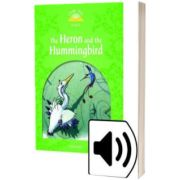 Classic Tales Second Edition. Level 3. Heron and Hummingbird e Book and Audio Pack, Sue Arengo, OXFORD UNIVERSITY PRESS