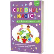 Creionul magic. Activitati integrate pentru grupa mare (5-6 ani)