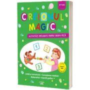 Creionul magic. Activitati integrate pentru grupa mica (3-4 ani)