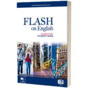Flash on English Elementary. Students Book, Audrey Cowan, ELI