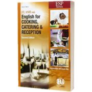 Flash on English for Cooking, Catering and Reception. Second edition, Catrin E Morris, ELI