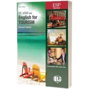 Flash on English for Tourism. Second edition, Catrin Elen Morris, ELI