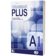 Grammar Plus A1. Book and Audio CD, Lisa Suett, ELI