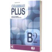 Grammar Plus B2. Book and Audio CD, Lisa Suett, ELI