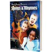 JET Songs and Rhymes with CD, Annie Hughes, SCHOLASTIC