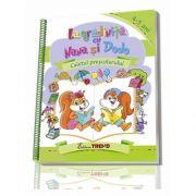 La gradinita cu Nana si Dodo - Caietul prescolarului 4-5 ani