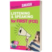Listening and Speaking for First (FCE), Lynda Edwards, Scholastic