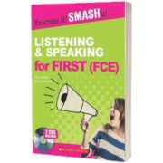 Listening and Speaking for First (FCE) WITH ANSWER KEY, Lynda Edwards, Scholastic