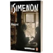 Maigret. Inspector Maigret, Georges Simenon, PENGUIN BOOKS LTD