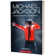 Michael Jackson biography Audio Pack, Vicky Shipton, SCHOLASTIC