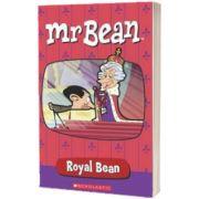 Mr Bean. Royal Bean and Audio CD, Robin Newton, SCHOLASTIC