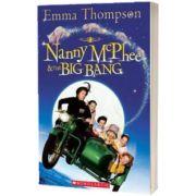 Nanny McPhee and the Big Bang and Audio CD, Emma Thompson, SCHOLASTIC