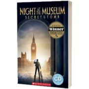 Night at the Museum. Secret of the Tomb, Lynda Edwards, SCHOLASTIC