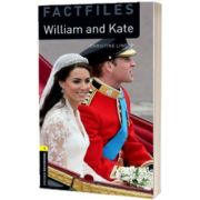 Oxford Bookworms Library Factfiles Level 1. William and Kate, Christine Lindop, Oxford University Press