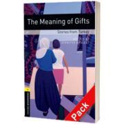 Oxford Bookworms Library. Level 1. The Meaning of Gifts. Stories from Turkey audio CD pack, Jennifer Bassett, Oxford University Press