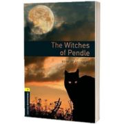 Oxford Bookworms Library Level 1. The Witches of Pendle Audio Pack, Rowena Akinyemi, Oxford University Press