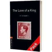 Oxford Bookworms Library. Level 2. The Love of a King audio CD pack, Peter Dainty, Oxford University Press