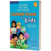 Oxford Picture Dictionary Content Areas for Kids. English-Spanish Edition, Jenni Currie Santamaria, Oxford University Press