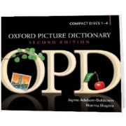 Oxford Picture Dictionary Second Edition. Audio CDs. American English pronunciation of OPDs target vocabulary, Adelson-Goldstein Jayme, Oxford University Press