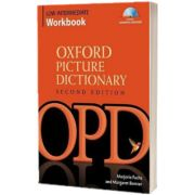 Oxford Picture Dictionary Second Edition. Low Intermediate Workbook. Vocabulary reinforcement Activity Book with Audio CDs, Marjorie Fuchs, Oxford University Press