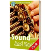 Oxford Read and Discover. Level 3. Sound and Music Audio CD Pack