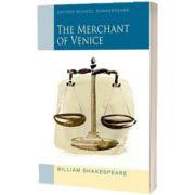 Oxford School Shakespeare. Merchant of Venice, William Shakespeare, Oxford University Press