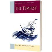 Oxford School Shakespeare. The Tempest, William Shakespeare, Oxford University Press