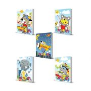 Pachet Colorici. Set 5 carti, volumele 6 - 10, Publisol