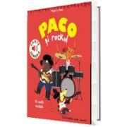 Pako si rockul (carte sonora)