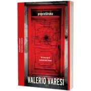 Proprietareasa, Valerio Varesi, Crime Scene Press
