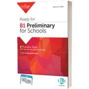 Ready for B1 Preliminary for Schools, Valentina M. Chen, ELI